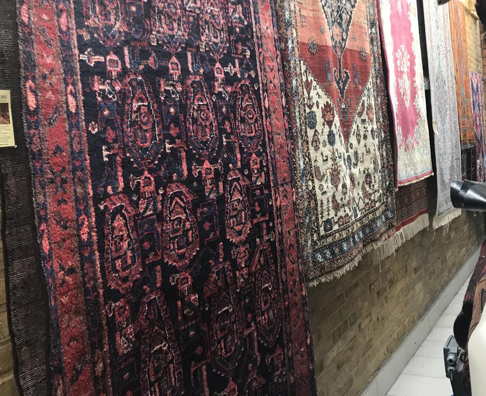 rug dry