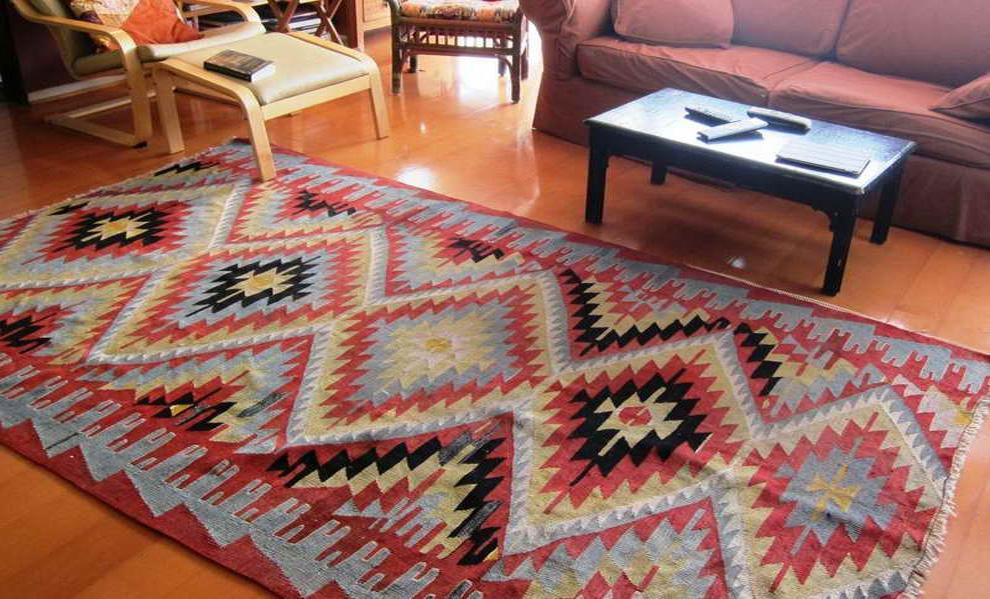 Flat weave Kilim Rugs