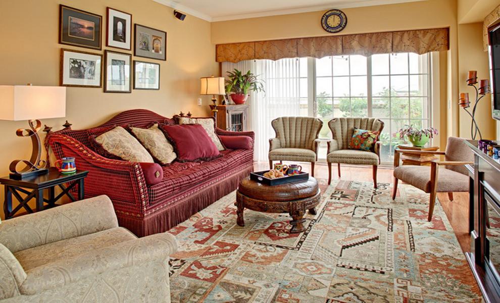 Vintage Modern Carpets