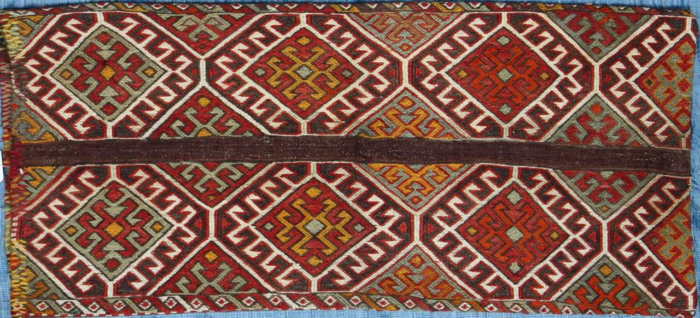 Anatolian Kilim Floor Cushions