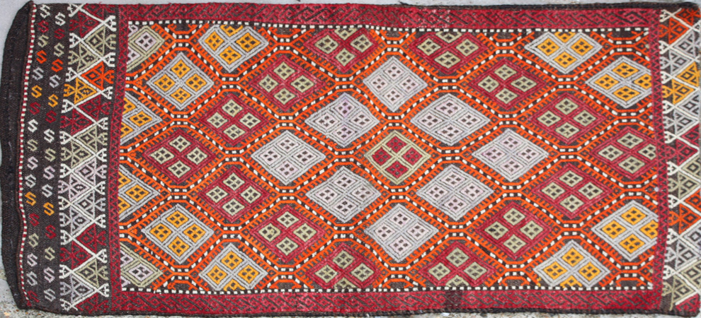 Floor Kilim Cushion Covers