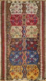 F1621 Antique Sivas Kilim