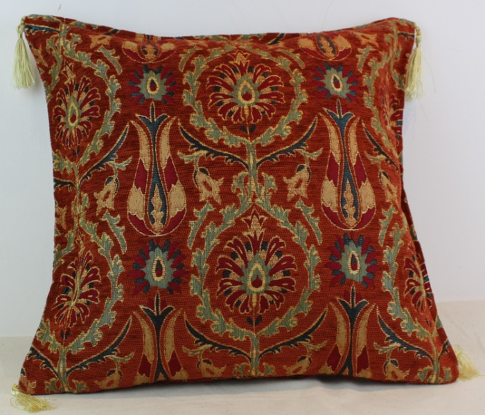 Fabric For Throw Pillow Covers : Decorative Fabric Pillow Cushion Covers - 8964