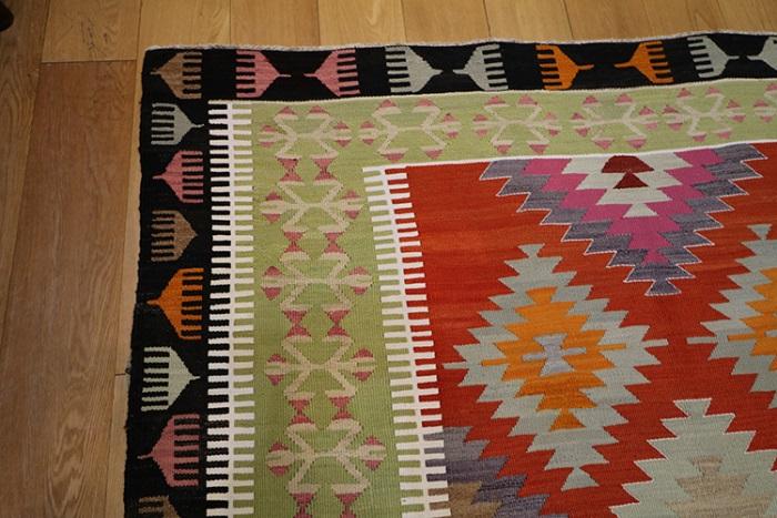 Beautiful Hand Woven Flat Weave Kilim Rugs