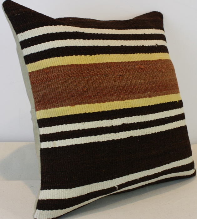 Kilim Cushion Covers Made From Hand Woven Flat Weave