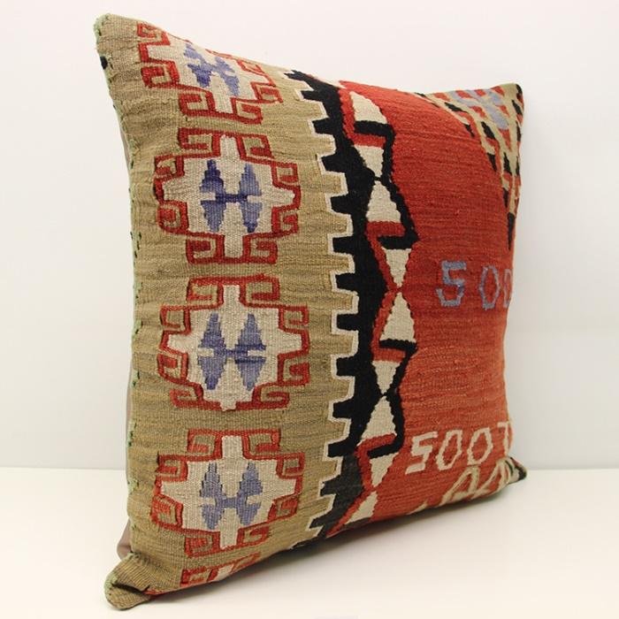 Beautiful Large Kilim Cushion Cover