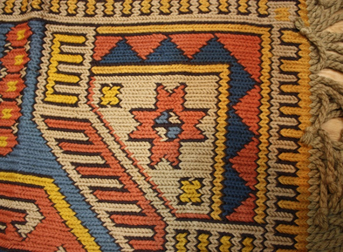 Portuguese Needlepoint Rugs R7708