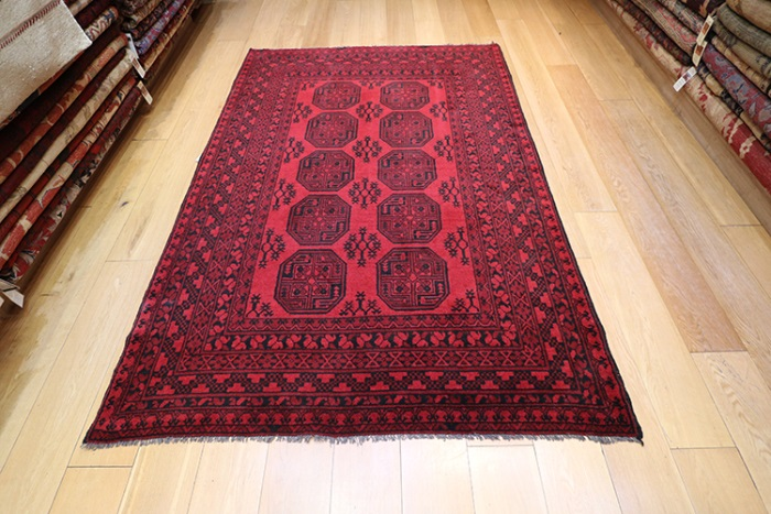 Beautiful Traditional Afghan Carpets Rug Store 5098