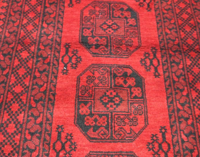 Afghan Rugs This Afghan Aqcha Rug Is Absolutely Beautiful