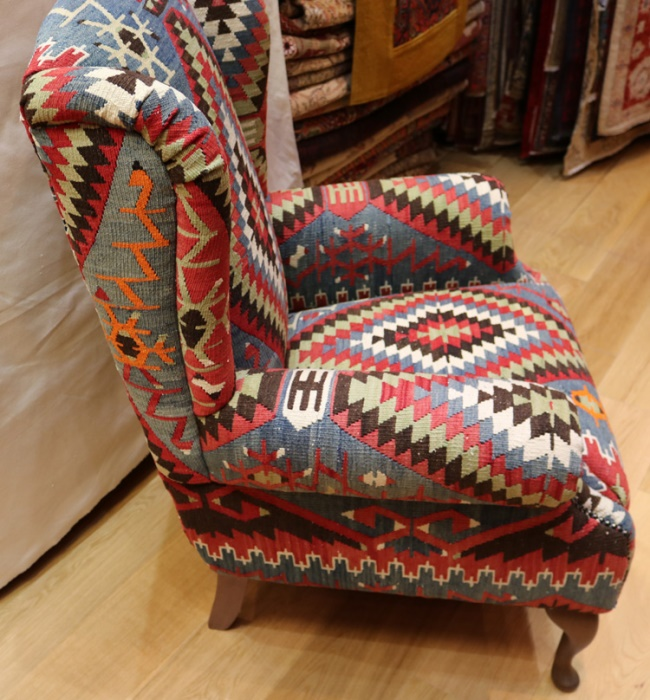 Outstanding R5989 Wing Kilim Chair Download Free Architecture Designs Rallybritishbridgeorg