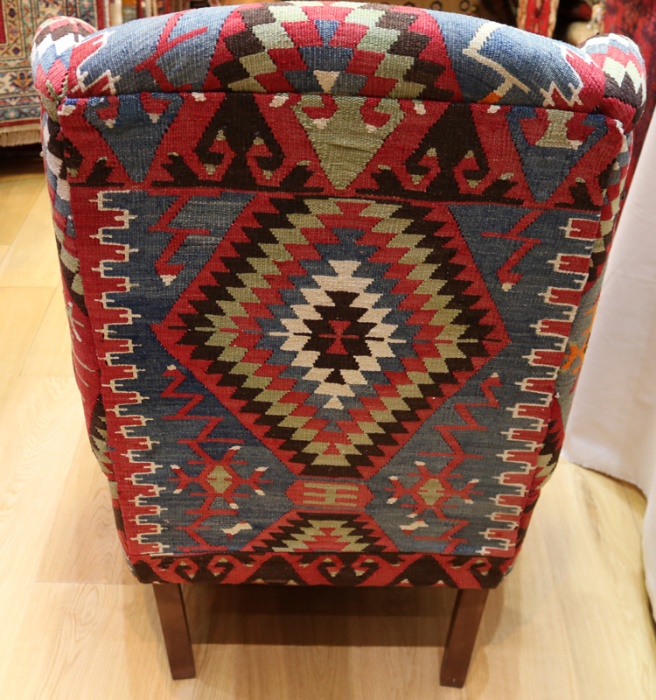 Surprising R5989 Wing Kilim Chair Download Free Architecture Designs Rallybritishbridgeorg