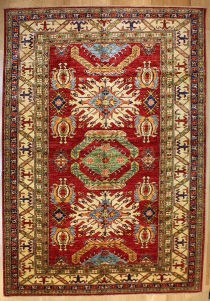 A Gorgeous Caucasian Kazak Carpet R7703