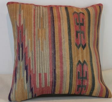 A gorgeous Kilim Cushion Cover M1175