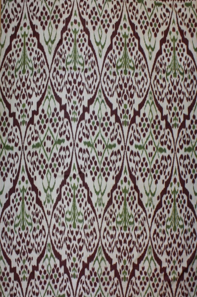 R8327 Absolutely Beautiful  Silk Ikat Textiles