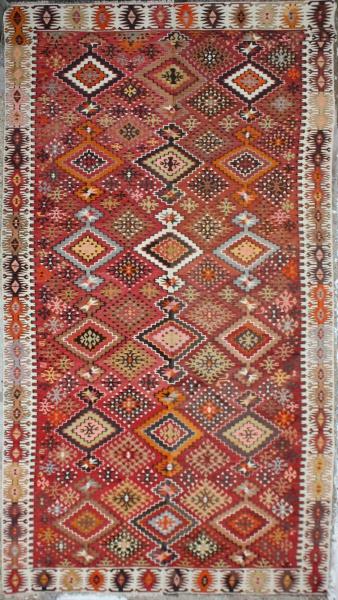 R6581 Adana Kilim Rug