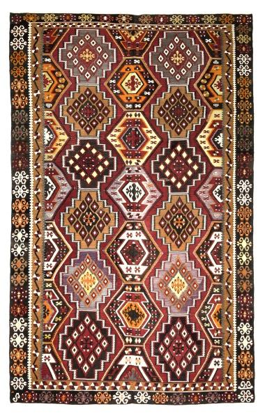 R7120 Adana Kilim Rug