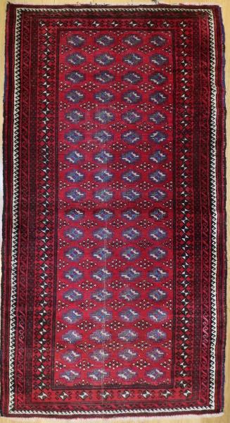 R9319 Afghan Belouch Rug