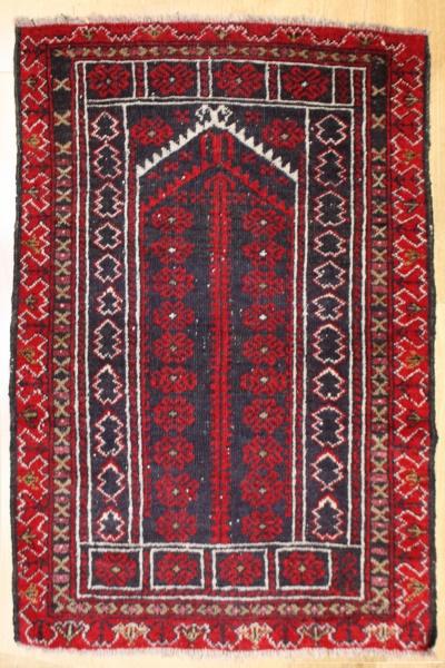 Afghan Belouch Rug R7564