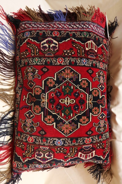 R8392 Afghan Carpet Floor Cushion Cover