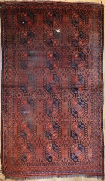R9321 Afghan Ersari Carpet