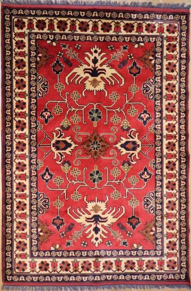R6735 Afghan Kargai Carpet