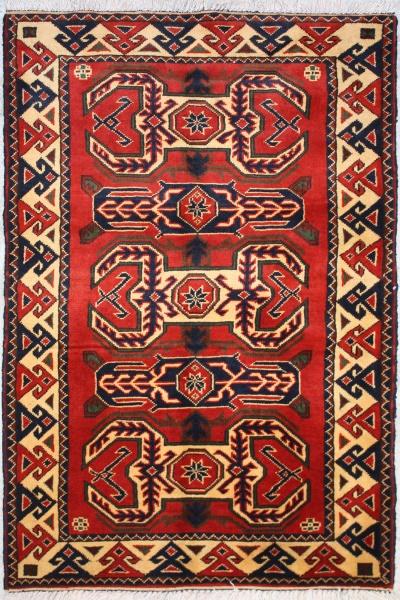 R6740 Afghan Kargai Carpet