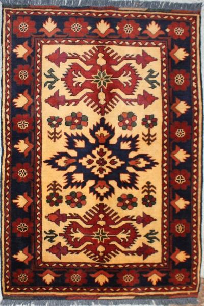 R6737 Afghan Kargai Rug