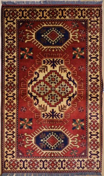 R6733 Afghan Kargai Rugs