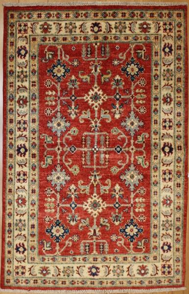 R9105 Afghan Kazak Carpet Rugs