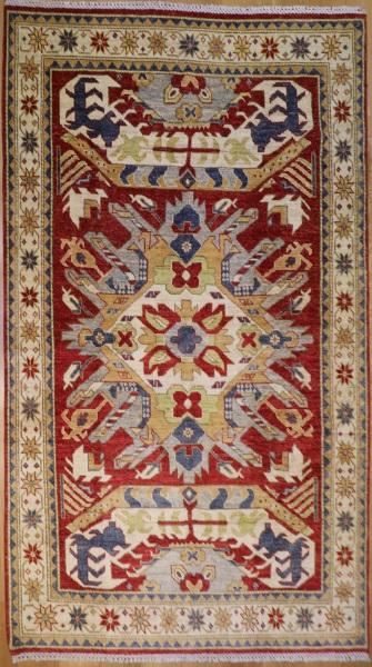 R8267 Afghan Kazak Carpets