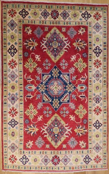 R9333 Afghan Kazak Rug