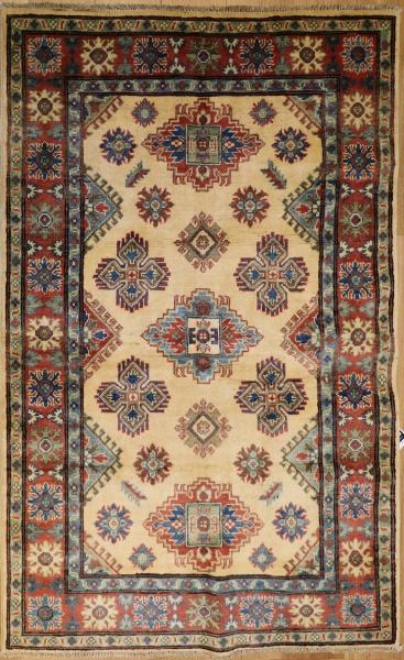 R9363 Afghan Kazak Rug