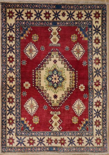 R8276 Afghan Kazak Rugs