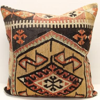 XL252 Afghan Kilim Cushion Cover
