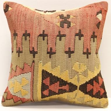 S286 Afghan Kilim Cushion Cover