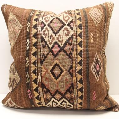 XL442 Afghan Kilim Cushion Cover