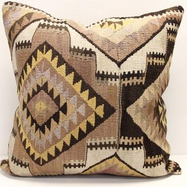 XL455 Afghan Kilim Cushion Cover
