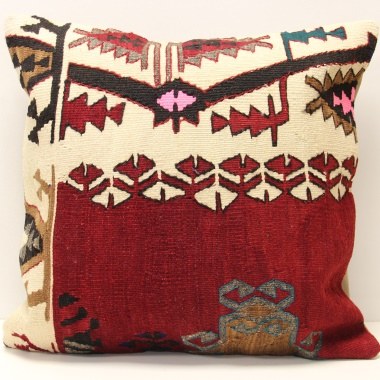 Afghan Kilim Cushion Cover L439