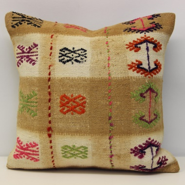Afghan Kilim Cushion Cover M1279