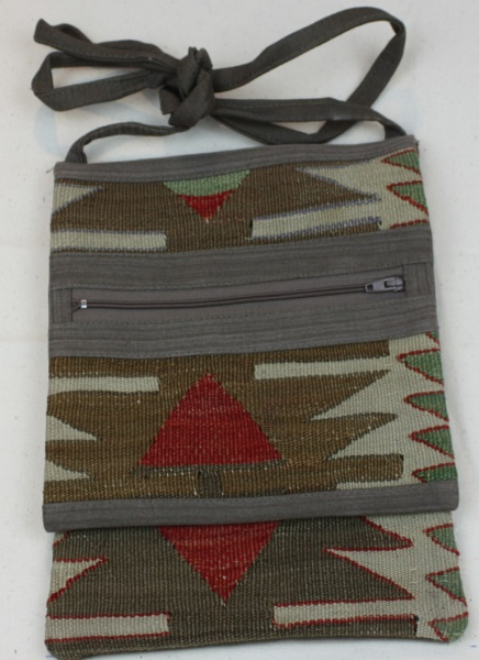 Afghan Kilim Handbag H55
