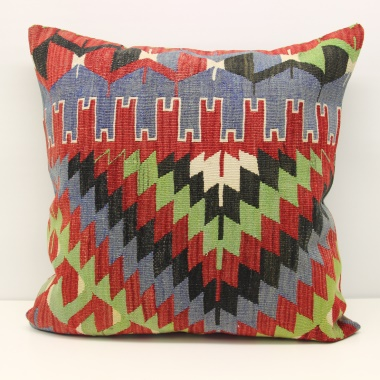 Afghan Kilim Pillow Cover XL445