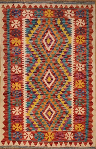 R8885 Afghan Kilim Rugs