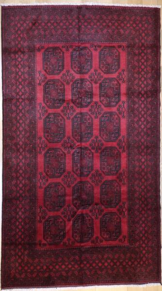R9302 Afghan Red Carpet