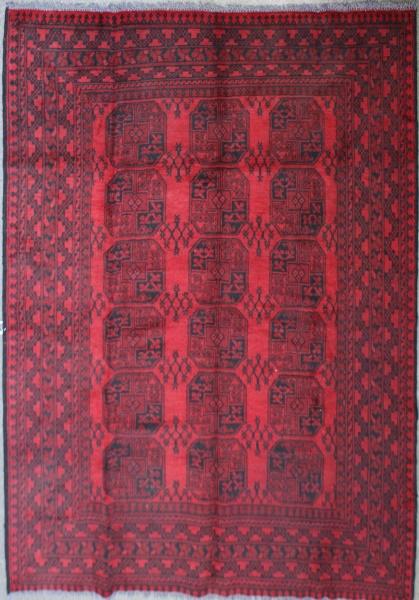 R6770 Afghan Rug