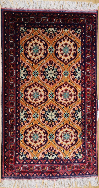 R8658 Afghan Traditional Afghan Rug