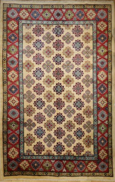 R9309 Afghan Yakash Kazak Rug