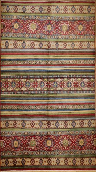 R9310 Afghan Yakash Kazak Rug