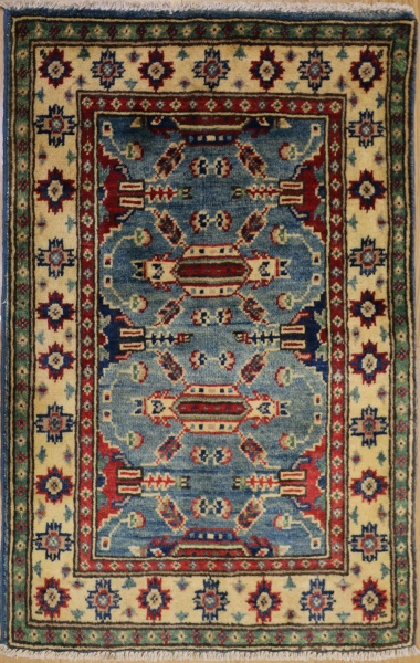 R9244 Afghan Yakash Kazak Rugs