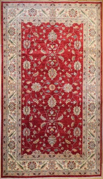 Afghan Ziegler Carpet R6051