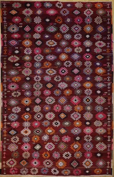 R7064 Beautiful Anatolian Balikesir Cicim Rug